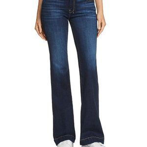 7 FAM, dojo flare jeans